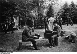 Waffenstillstand von Compiègne, Berichterstatter