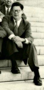 Justice Reed law clerk Robert von Mehren O.T. 1947